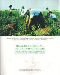 REALIDAD SOCIAL DE LA INMIGRACION
