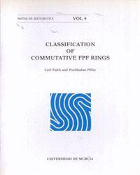 CLASSIFICATION OF COMMUTATIVE FPF RINGS