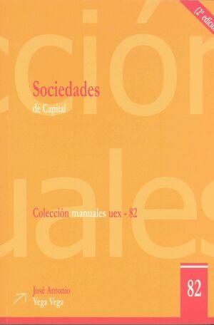 SOCIEDADES DE CAPITAL (2ª ED.)