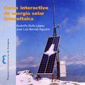 CURSO INTERACTIVO DE ENERGÍA SOLAR FOTOVOLTAICA