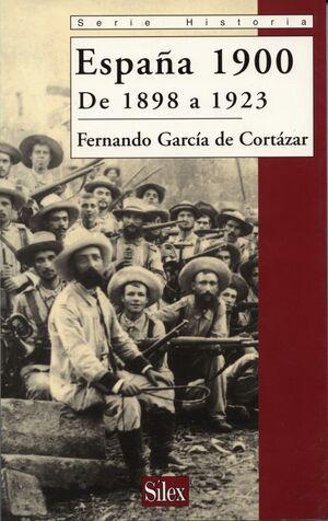 ESPAÑA 1900 DE 1898 A 1923
