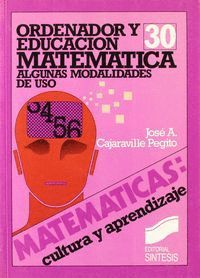 ORDENADOR Y EDUCACIÓN MATEMÁTICA