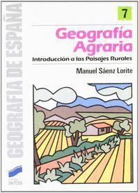 GEOGRAFIA AGRARIA (7)