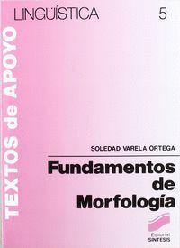 FUNDAMENTOS DE MORFOLOGÍA