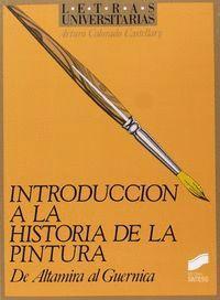 INTRODUCCIÓN A LA HISTORIA DE LA PINTURA