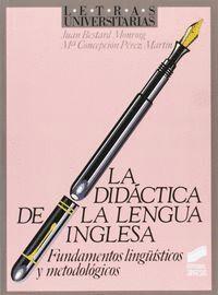 DIDÁCTICA DE LA LENGUA INGLESA