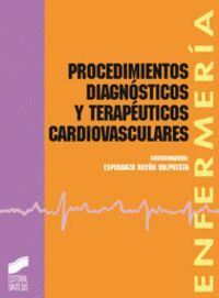 PROCEDIMIENTOS Y DIAGNÓSTICOS TERAPÉUTICOS CARDIOVASCULARES
