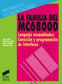 LA FAMILIA DEL MC68000