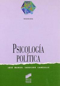 PSICOLOGÍA POLÍTICA