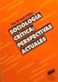 SOCIOLOGÍA CRÍTICA