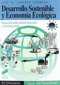 DESARROLLO SOSTENIBLE Y ECONOMÍA ECOLÓGICA