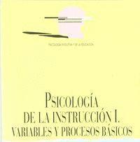 VARIABLES Y PROCESOS BÁSICOS