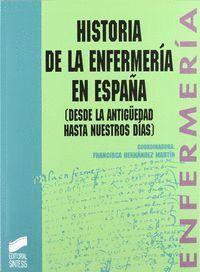 HISTORIA DE LA ENFERMERÍA EN ESPAÑA
