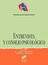 ENTREVISTA Y CONSEJO PSICOLÓGICO