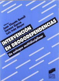 INTERVENCIÓN EN DROGODEPENDENCIAS