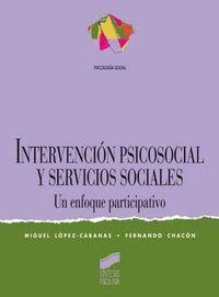 INTERVENCIÓN PSICOSOCIAL Y SERVICIOS SOCIALES