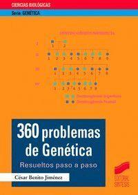 360 PROBLEMAS DE GENÉTICA