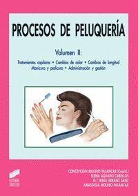 PROCESOS DE PELUQUERÍA