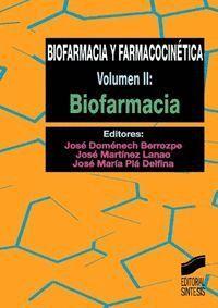 BIOFARMACIA Y FARMACOCINÉTICA