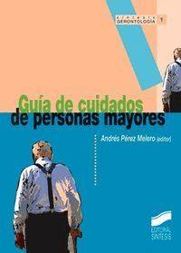 GUÍA DE CUIDADOS DE PERSONAS MAYORES