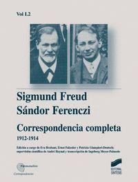 CORRESPONDENCIA COMPLETA 1912-1914