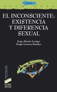 EL INCONSCIENTE: EXISTENCIA Y DIFERENCIA SEXUAL