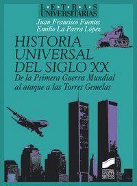 HISTORIA UNIVERSAL DEL SIGLO XX