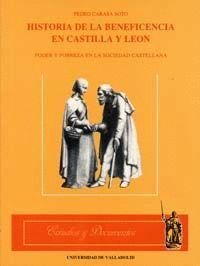 HISTORIA DE LA BENEFICENCIA EN CASTILLA Y LEÓN. PODER Y POBREZA EN LA SOCIEDAD CASTELLANA