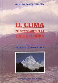 EL CLIMA DEL SECTOR NORTE DE LA CORDILLERA IBÉRICA. ESTUDIO GEOGRÁFICO