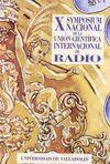 X SYMPOSIUM NACIONAL DE LA UNIÓN CIENTÍFICA INTERNACIONAL DE RADIO