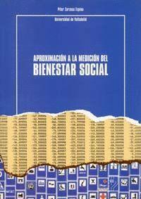 APROXIMACIÓN A LA MEDICIÓN DEL BIENESTAR SOCIAL