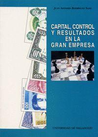 CAPITAL, CONTROL Y RESULTADOS EN LA GRAN EMPRESA.