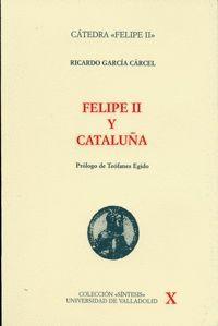 FELIPE II Y CATALUÑA