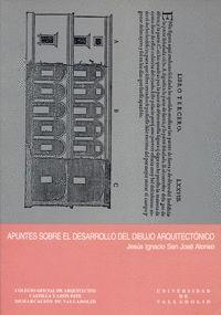 APUNTES SOBRE EL DESARROLLO DIBUJO ARQUITECTONICO