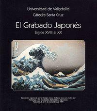 EL GRABADO JAPONÉS. SIGLOS XVIII AL XX