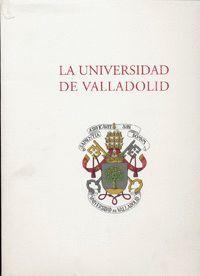 UNIVERSIDAD DE VALLADOLID (1ª REIMP.)