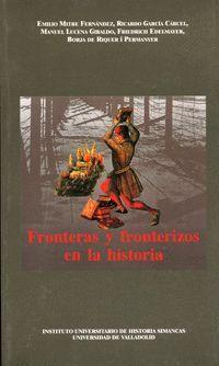 FRONTERAS Y FRONTERIZOS EN LA HISTORIA