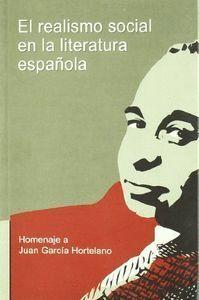 REALISMO SOCIAL EN LA LITERATURA ESPAÑOLA,EL