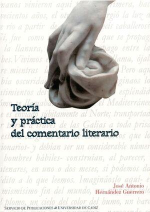 TEORÍA Y PRÁCTICA DEL COMENTARIO LITERARIO