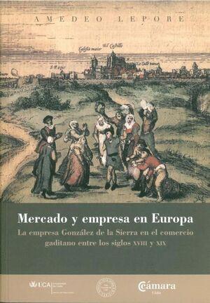 MERCADO Y EMPRESA EN EUROPA