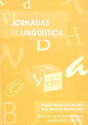 JORNADAS DE LINGÜÍSTICA, VI