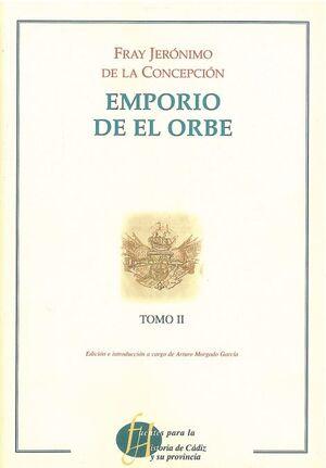 EMPORIO DEL ORBE. TOMO II