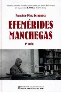 EFEMERIDES MANCHEGAS PRIMERA SERIE