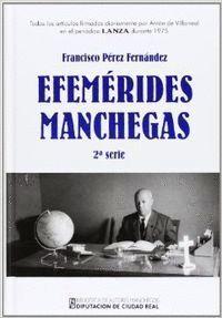 EFEMERIDES MANCHEGAS