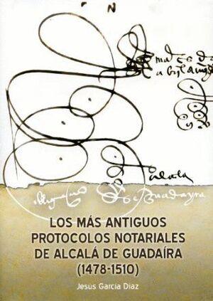 LOS MÁS ANTIGUOS PROTOCOLOS NOTARIALES DE ALCALÁ DE GUADAÍRA (1478-1510)