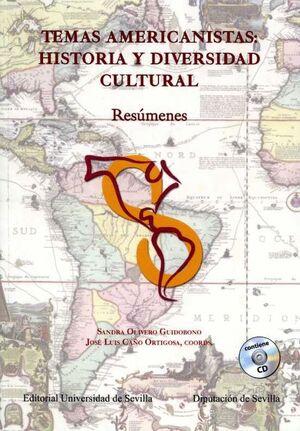TEMAS AMERICANISTAS: HISTORIA Y DIVERSIDAD CULTURAL