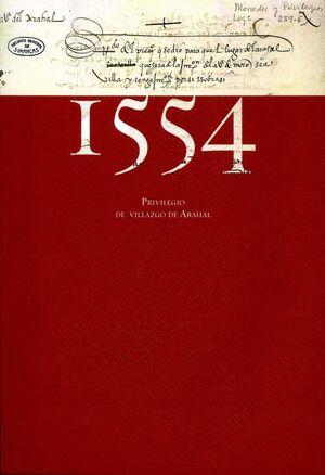 1554, PRIVILEGIO DE VILLAZGO DE ARAHAL