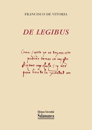DE LEGIBUS