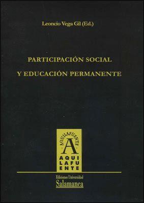 PARTICIPACIÓN SOCIAL Y EDUCACIÓN PERMANENTE