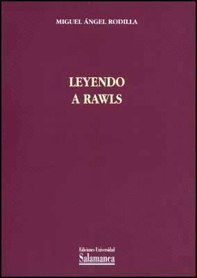 LEYENDO A RAWLS